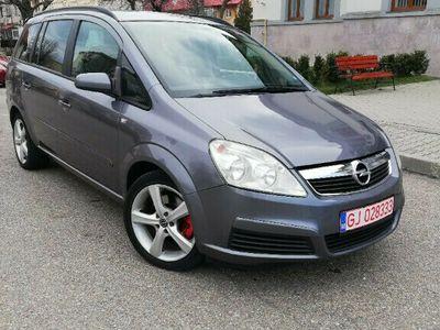 second-hand Opel Zafira b an 2006 1.9 120cp