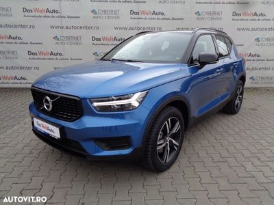 second-hand Volvo XC40 D3 R-Design AWD Geartronic