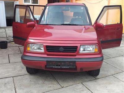 second-hand Suzuki Vitara 16 valve 4 usi !