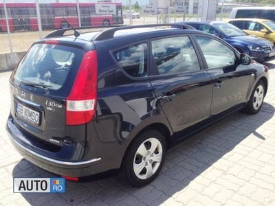 second-hand Hyundai i30 2009, diesel, break, prim proprietar Romania