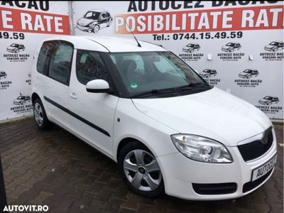 second-hand Skoda Roomster 2009-Benzina 1.4-Posibilitate RATE-