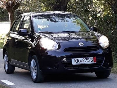 second-hand Nissan Micra FACELIFT * 06.2013*Clima* 1.2 Euro 5* Germania*