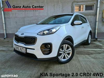 second-hand Kia Sportage 2.0