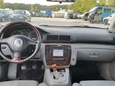 second-hand VW Passat highline