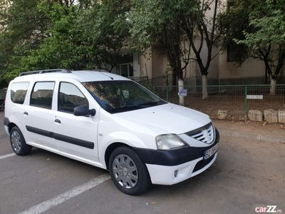 second-hand Dacia Logan MCV 2008 1.5 dci 50 kw 5 Locuri 167.000 km