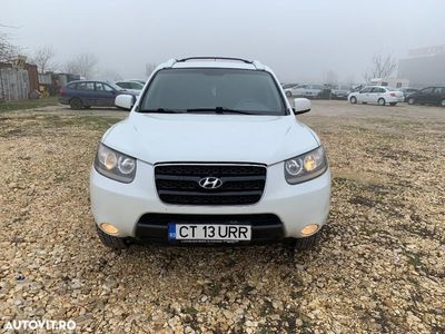 second-hand Hyundai Santa Fe 4X4 Full 7 locuri