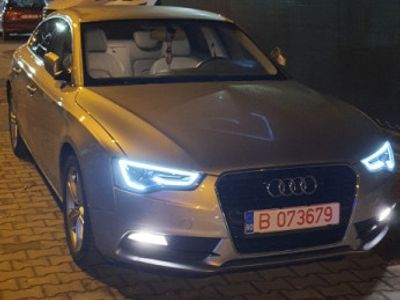 second-hand Audi A5 2016, facelift, Automatic, 190 CP, 139.000km reali