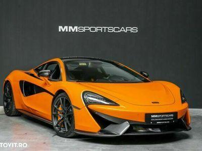 second-hand McLaren 570S