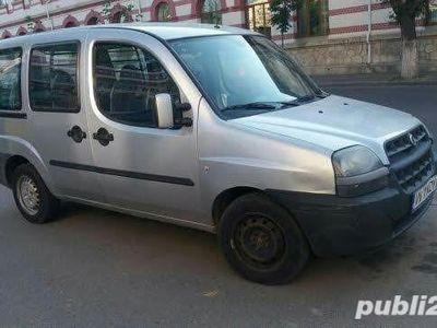 second-hand Fiat Doblò variante mai scumpe