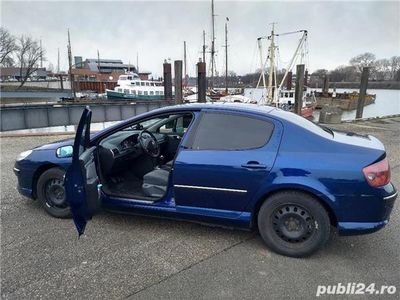 second-hand Peugeot 407 2.0 HDI 136 CP