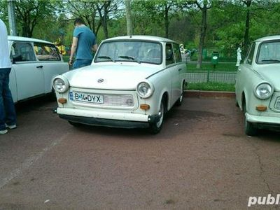 second-hand Trabant 601