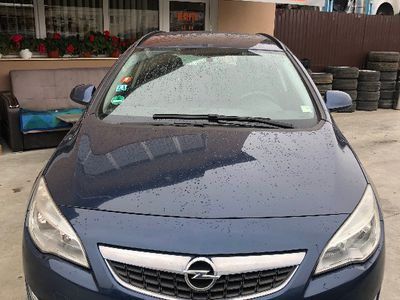 second-hand Opel Astra breack