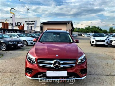 used Mercedes GLC250 din 2017