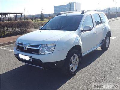 second-hand Dacia Duster 1,5 DCI-110 CP-6+1 viteze-An 2011-EURO 5