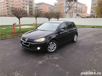 second-hand VW Golf VI 2011 1.4tsi 122cp euro5