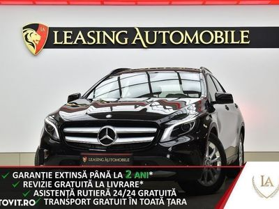 second-hand Mercedes GLA200 136 CP. 4Matic Automat 2.1