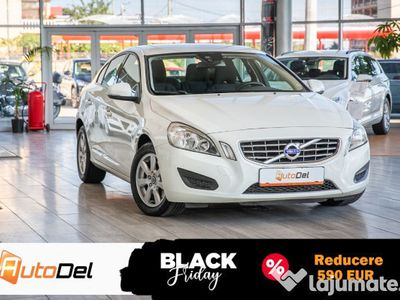 second-hand Volvo S60 GearTronic