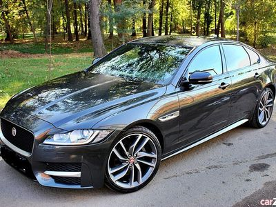 second-hand Jaguar XF R-SPORT,Bussines Packet premium,Meridian audio