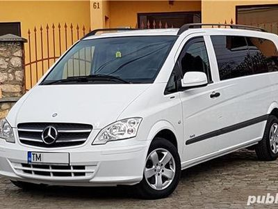 second-hand Mercedes Vito Extra Lung Blue Efficiency 8+1-Locuri