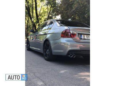 second-hand BMW 325 i E90 M interior+exterior