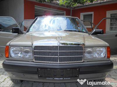 second-hand Mercedes 190 sau schimb cu 190Diesel automatic