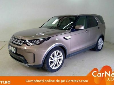 second-hand Land Rover Discovery 3.0 Td6 258CP HSE