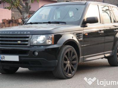 second-hand Land Rover Range Rover Sport 4x4, 2.7 Hse Diesel