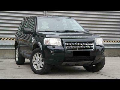 second-hand Land Rover Freelander 2 4x4