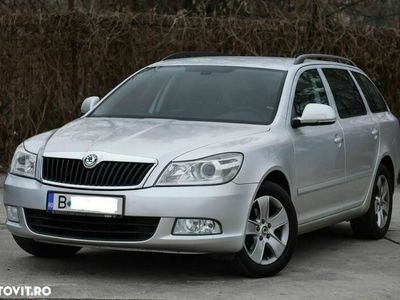 second-hand Skoda Octavia 1.6
