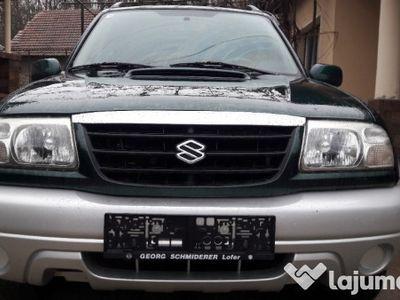 used Suzuki Grand Vitara 2004 diesel 110 cp
