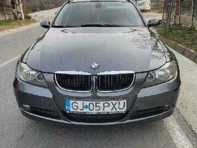 second-hand BMW 318 D 143 CP