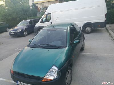 second-hand Ford Ka an 2001 ,ac ,geamuri electrice,servo total,asig
