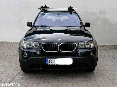 second-hand BMW X3 2.0d