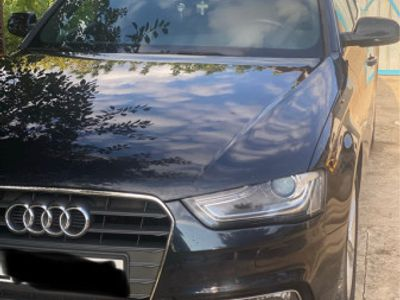 second-hand Audi A4 B8.5 Facelift 2014 1.8 TFSI 170 CP Automat