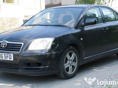 used Toyota Avensis 2.0 d4d Diesel, an 2006