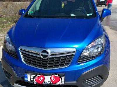 second-hand Opel Mokka primul proprietar