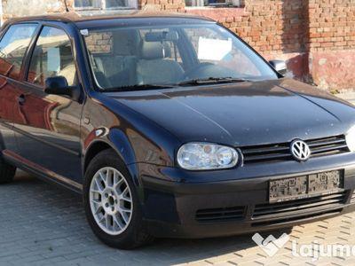 second-hand VW Golf IV 1.9 Tdi Diesel, an 1999