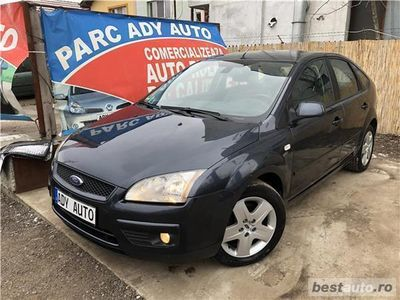 second-hand Ford Focus 1,6 B / POSIBILITATE SI IN RATE FARA AVANS /
