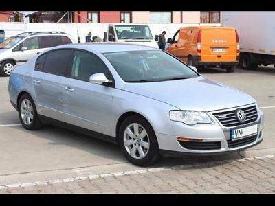 second-hand VW Passat B6 Bluemotion