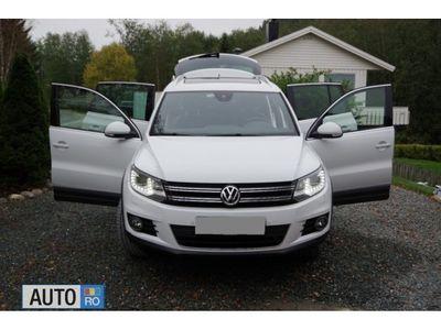 second-hand VW Tiguan 20