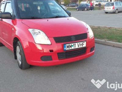 second-hand Suzuki Swift an 2007