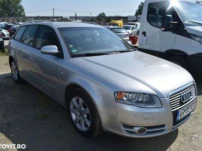 brugt Audi A4 2.0 TDi 140 CP 2008