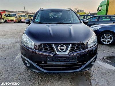 second-hand Nissan Qashqai +2 +2