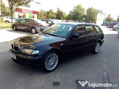 second-hand BMW 318 D Facelift 2004 impecabil!!