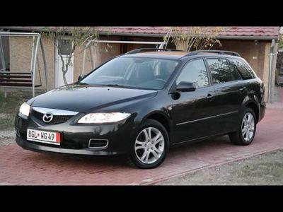 second-hand Mazda 6 EURO 4, 2.0 Diesel, an 2006