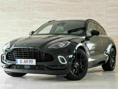 second-hand Aston Martin DBX