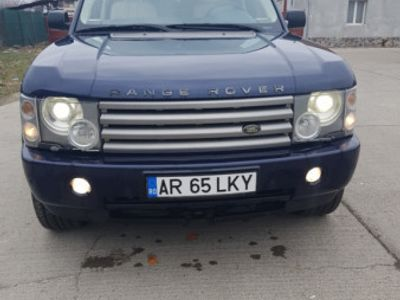 second-hand Land Rover Range Rover vogue 3.0 tdi