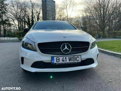 second-hand Mercedes A160 A