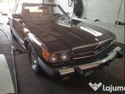 second-hand Mercedes SL380