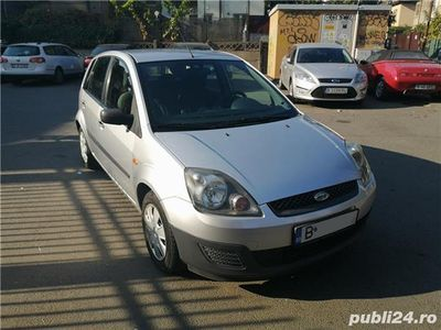 second-hand Ford Fiesta 1.4 TDCI 2008